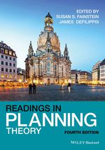 """Readings in Planning Theory"" (9781119045137)"