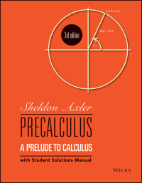Pre-Calculus Textbooks in eTextbook Format | VitalSource