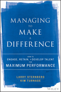 EBK MANAGING TO MAKE A DIFFERENCE: HOW