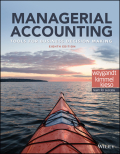 EBK MANAGERIAL ACCOUNTING: TOOLS FOR BU