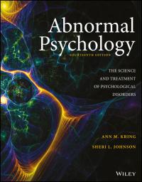 Understanding Abnormal Behavior / Edition 10