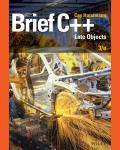 EBK BRIEF C++: LATE OBJECTS, ENHANCED E
