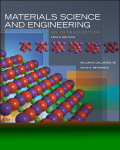 EBK MATERIALS SCIENCE AND ENGINEERING: