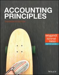 Intermediate accounting 13th edition, volume 1: donald e. Kieso.