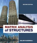 Matrix Analysis of Structures 9781133172956R180