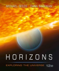 Horizons: exploring the universe, loose-leaf version: michael a.