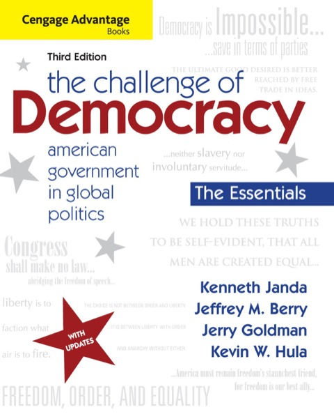 an analysis of challenges and benefits of democracy in america Jacksonian democracy and modern america whigs defended economic development's broad benefits, while democrats stressed the.