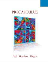 Precalculus functions and graphs 12th edition solutions