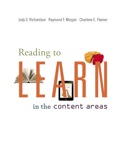 Reading to Learn in the Content Areas 9781133714705R120