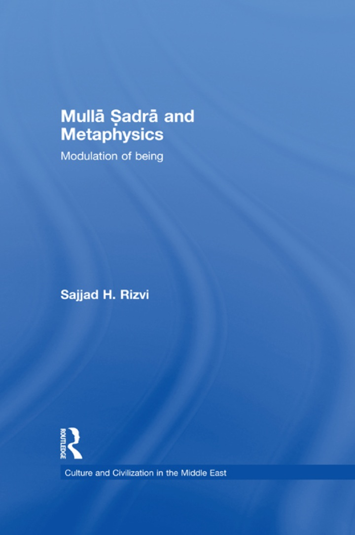 Mulla Sadra and Metaphysics