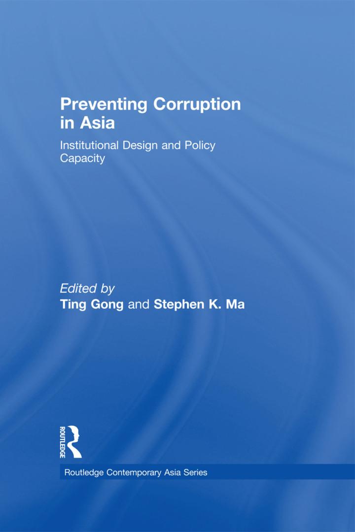 Preventing Corruption in Asia