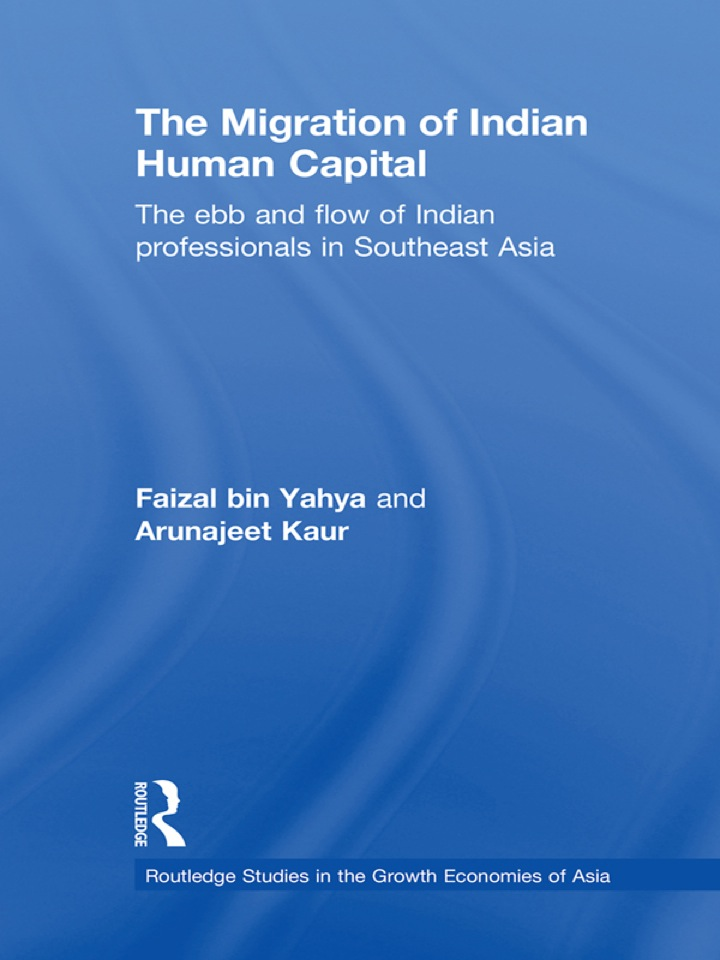 The Migration of Indian Human Capital