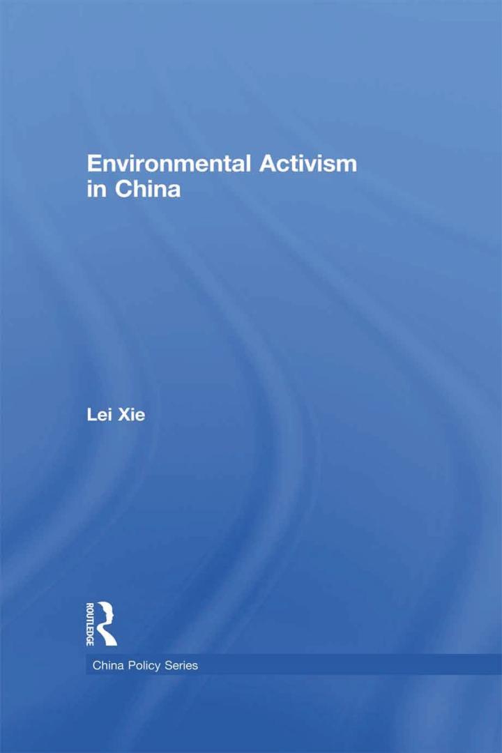 Environmental Activism in China