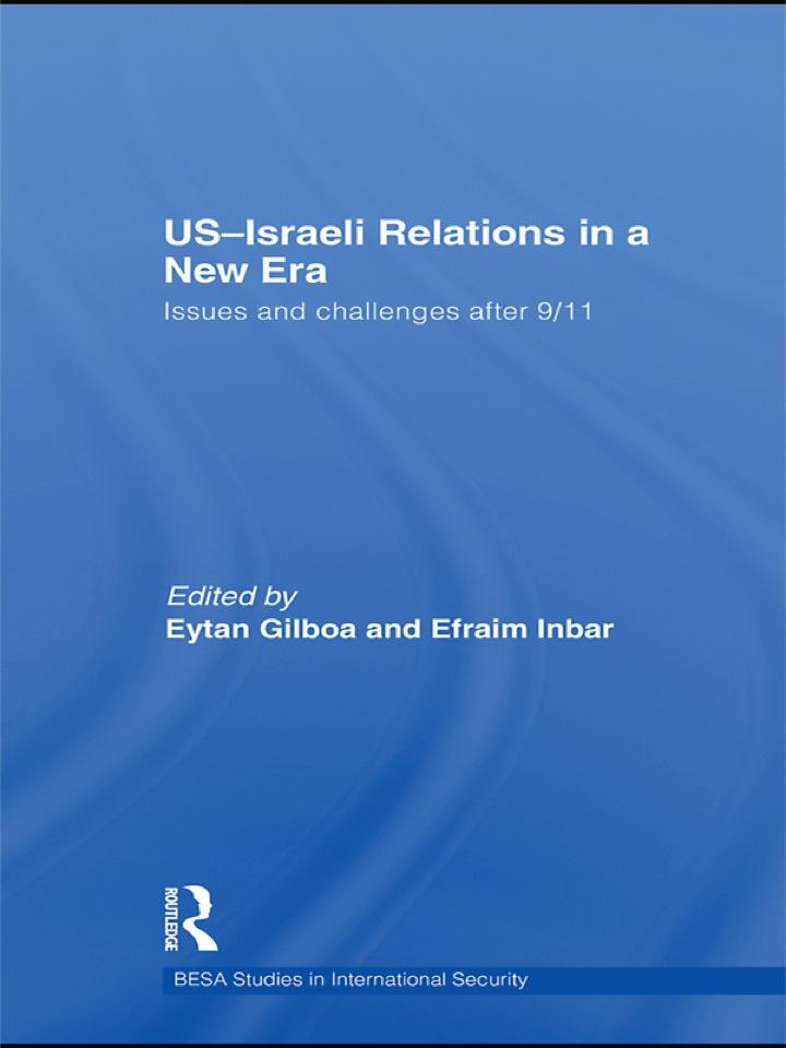 US-Israeli Relations in a New Era
