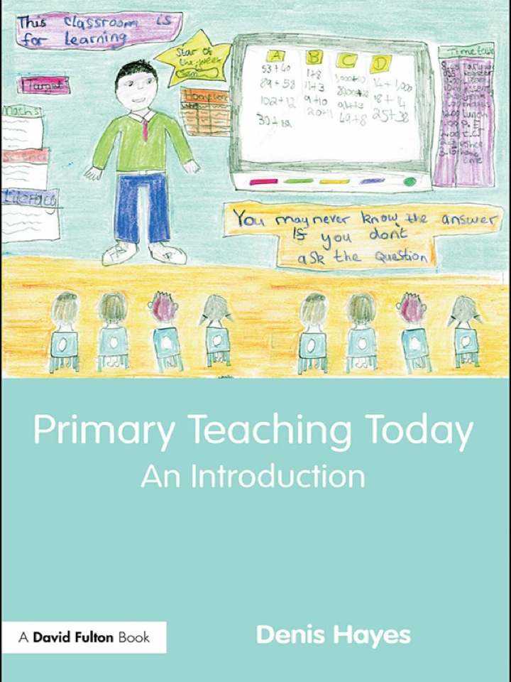 Primary Teaching Today