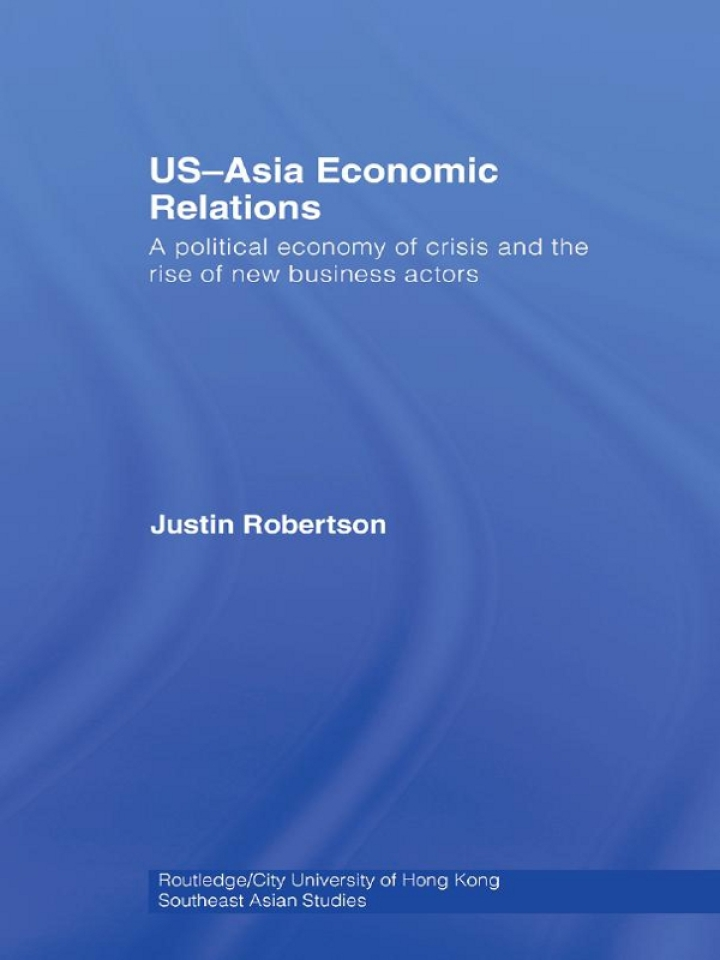 US-Asia Economic Relations