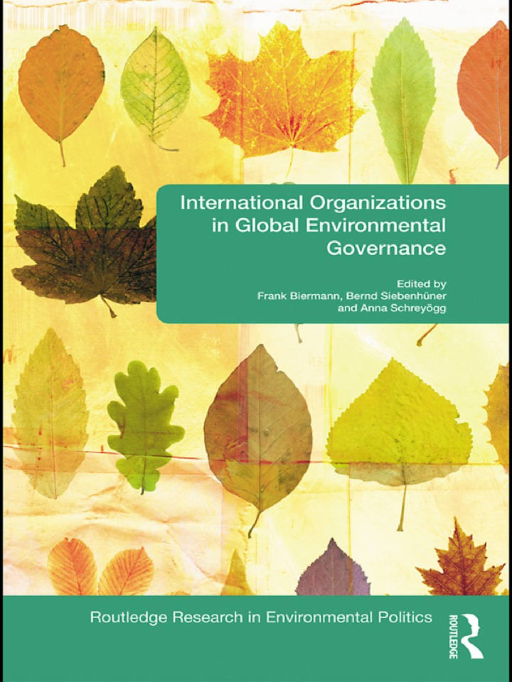 International Organizations in Global Environmental Governance