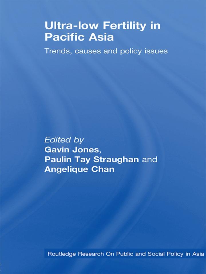 Ultra-Low Fertility in Pacific Asia
