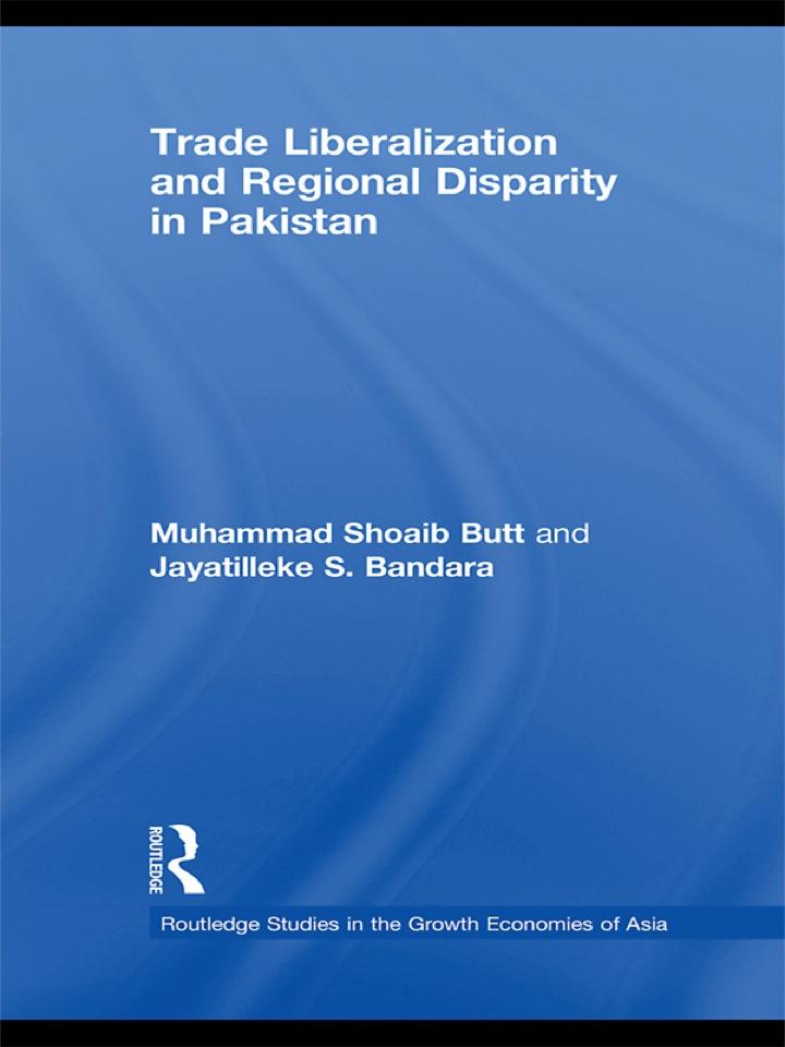 Trade Liberalisation and Regional Disparity in Pakistan