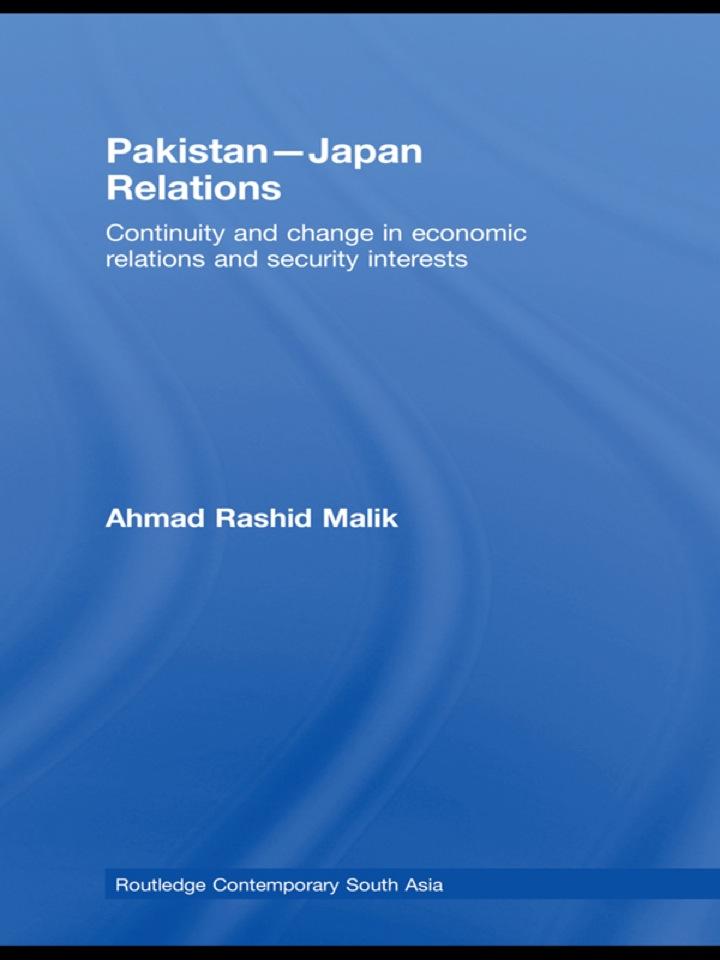 Pakistan-Japan Relations