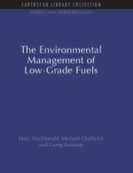 """""""The Environmental Management of Low-Grade Fuels"""" (9781134051335)"""