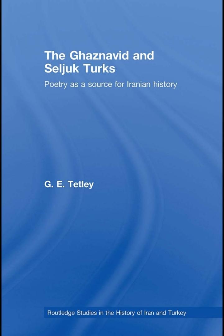 The Ghaznavid and Seljuk Turks