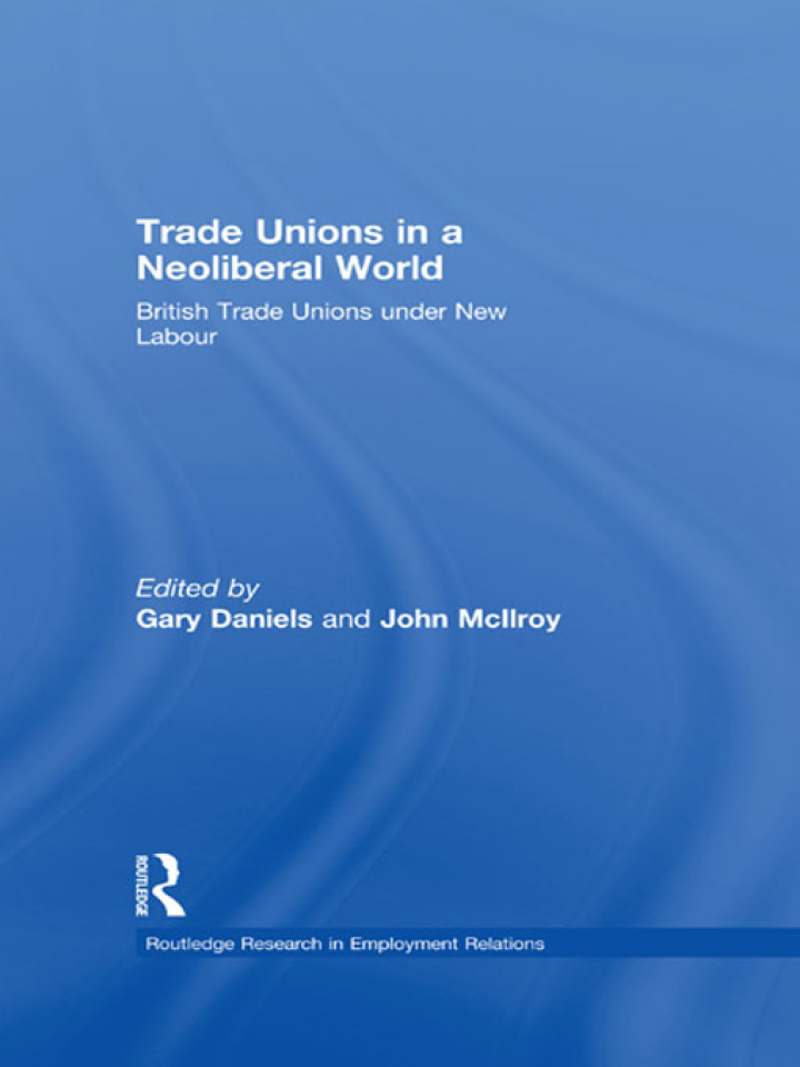 Trade Unions in a Neoliberal World