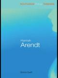 Hannah Arendt 9781134093557R90