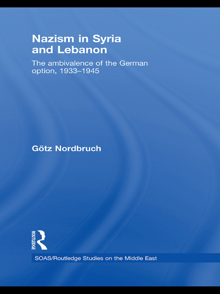 Nazism in Syria and Lebanon