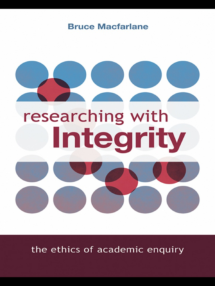 Researching with Integrity