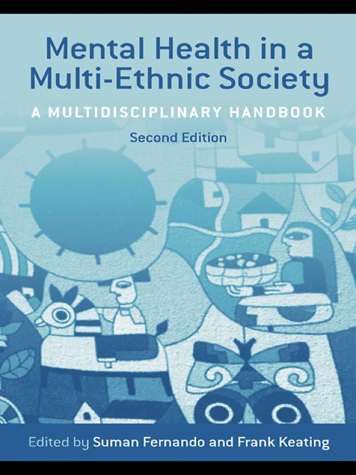 Mental Health in a Multi-Ethnic Society