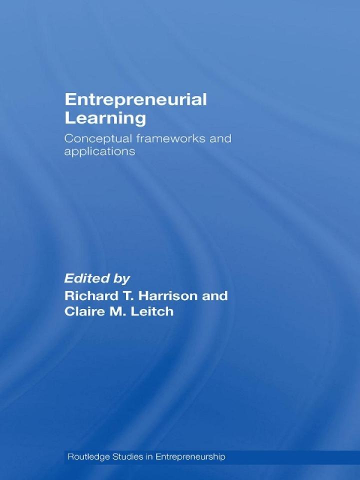 Entrepreneurial Learning