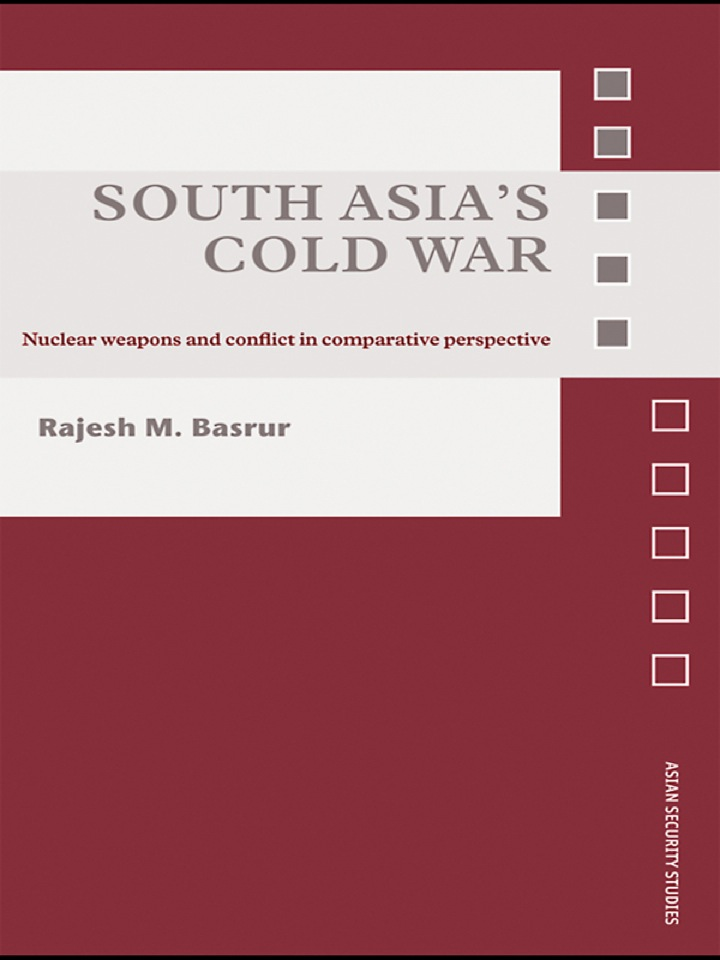 South Asia's Cold War