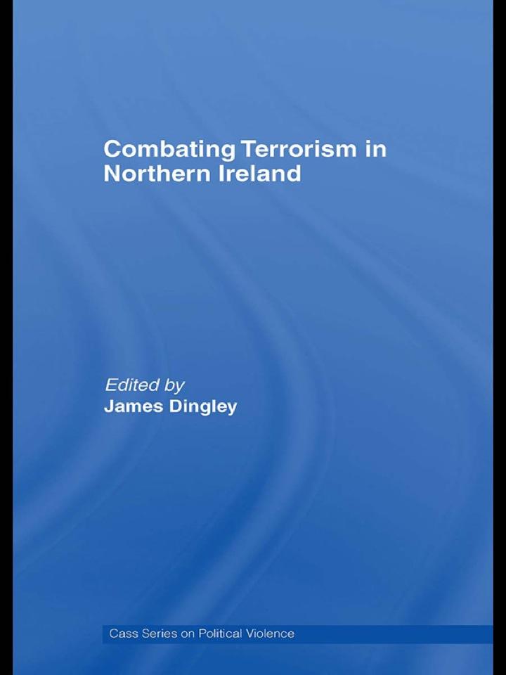 Combating Terrorism in Northern Ireland