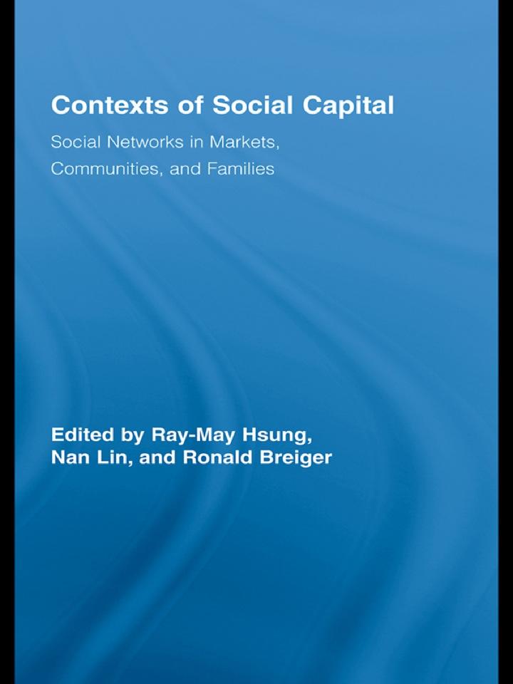 Contexts of Social Capital