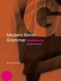 Modern Italian Grammar Workbook 9781134322800R90