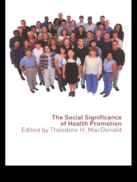 the significance of social promotion in the field of education Objectives at the conclusion of emotional, and social well-being and education in the health promotion field given the complexity of health promotion.