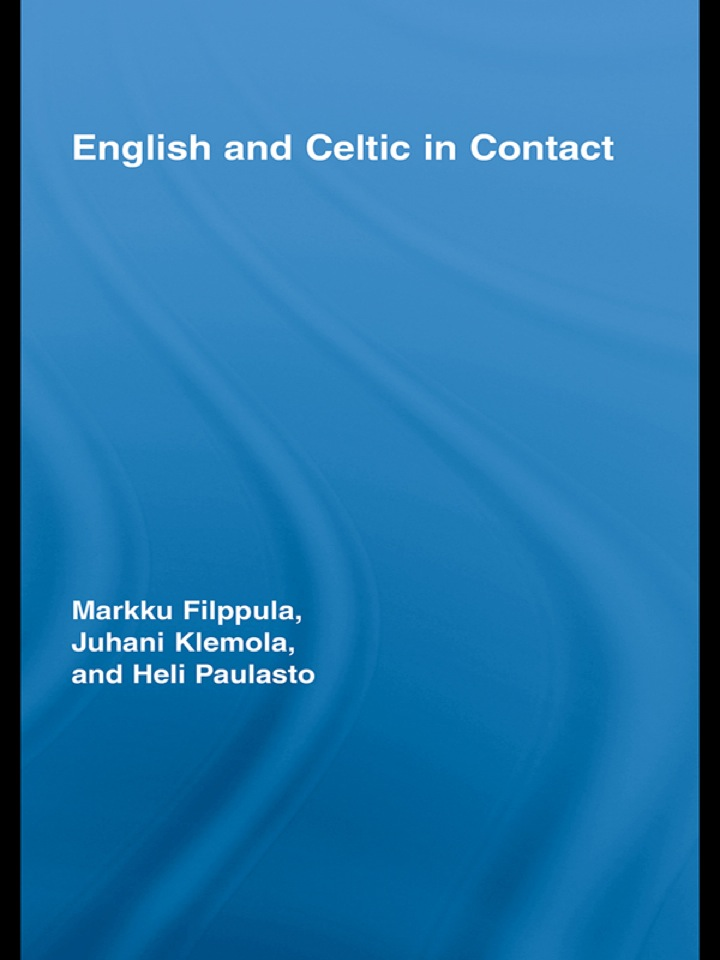 English and Celtic in Contact