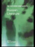 The Routledge Companion to Russian Literature 9781134569069R90