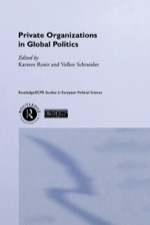 Private Organisations in Global Politics