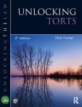 Unlocking Torts 9781134652686R90