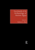 Encyclopedia of the Archaeology of Ancient Egypt 9781134665242R90