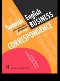 Spanish/English Business Correspondence 9781134776337R90