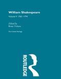 William Shakespeare 9781134783403R90