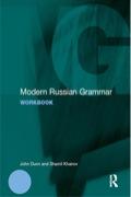 Modern Russian Grammar Workbook 9781135000370R90