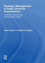 """Strategic Management in Public Services Organizations"" (9781135008024)"