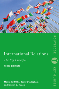 International Relations: The Key Concepts 9781135012120R90