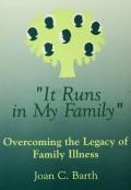 It Runs In My Family 9781135063801R90