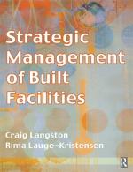 """Strategic Management of Built Facilities"" (9781135138721)"