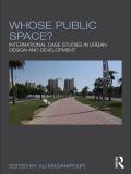 Whose Public Space? 9781135173333R90